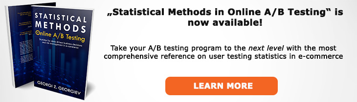 Purchase Statistical Methods in Online A/B Testing